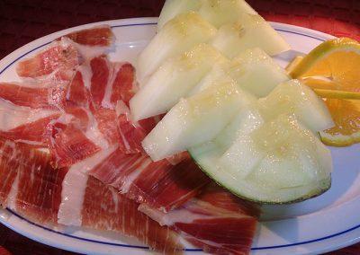 jamon-melon