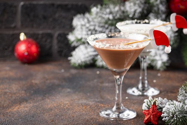 3 cócteles para preparar estas Navidades