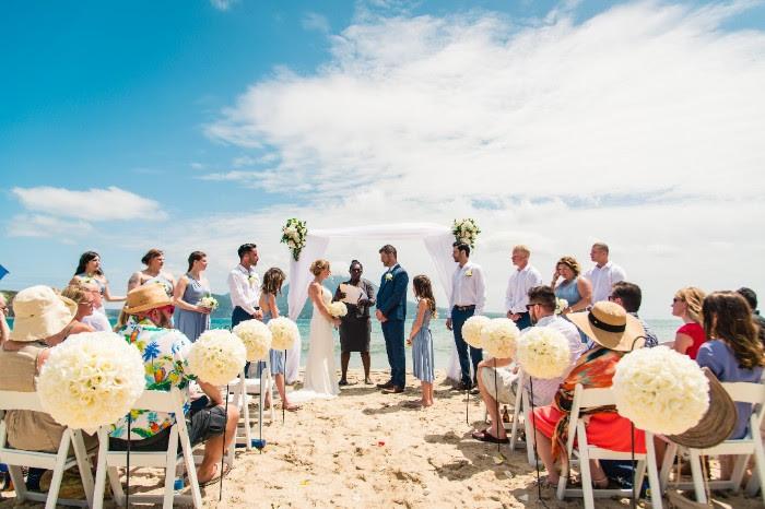 Claves para celebrar una boda al estilo caribeño