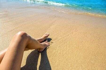 ¿Cuál es la mejor hora para tomar el sol en la playa?